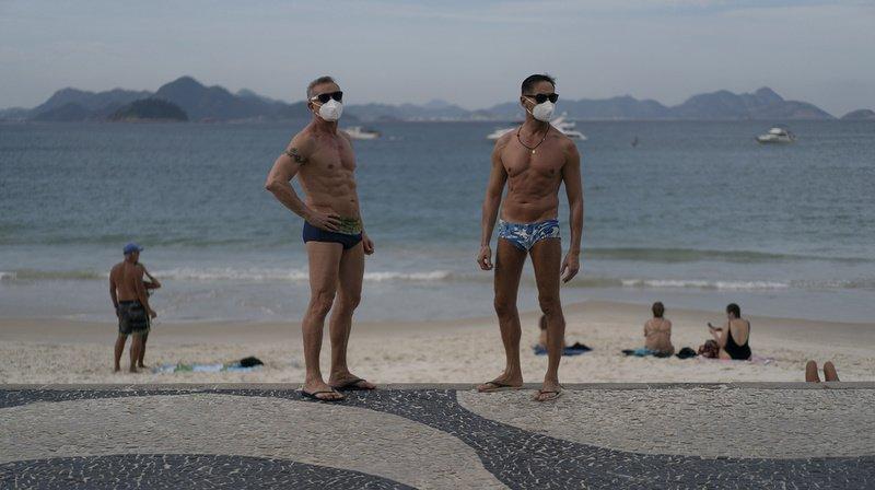 Coronavirus: Brésil, Canada ou Thaïlande… 77 pays ne «veulent» pas de voyageurs suisses