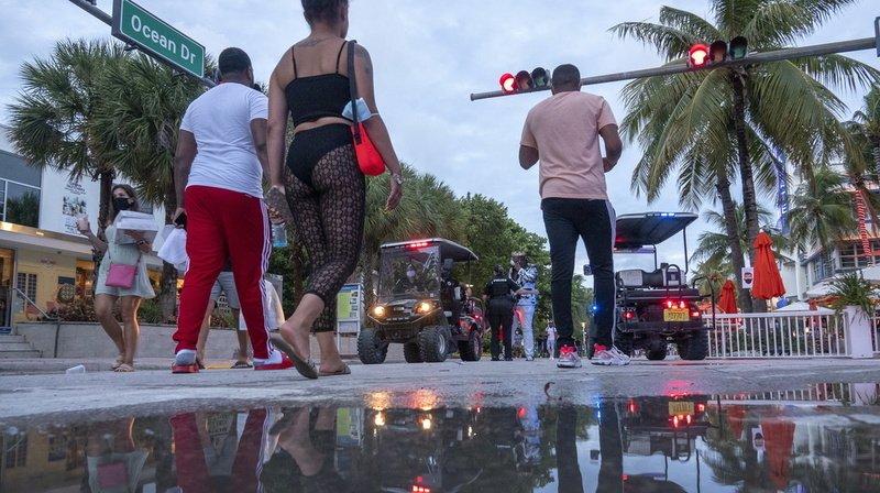 Ce nouvel incident trahit le climat de tension actuel en Floride, l'un des épicentres américains de la pandémie de Covid-19. (illustration)
