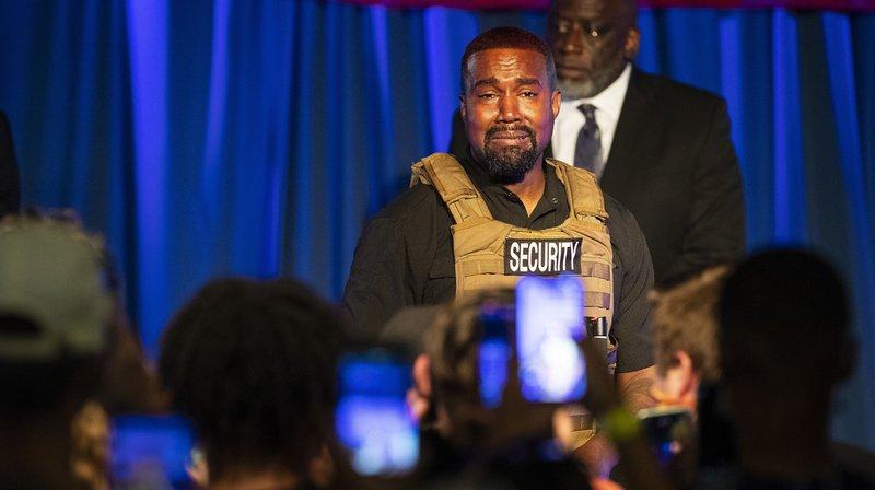 Présidentielle américaine: quelles sont les motivations de la candidature de Kanye West?