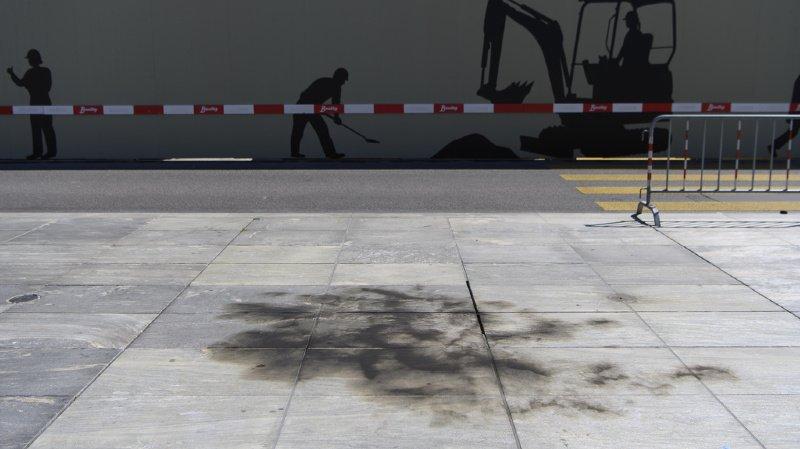 Asile: une personne s'immole devant le Palais fédéral lors d'une manifestation