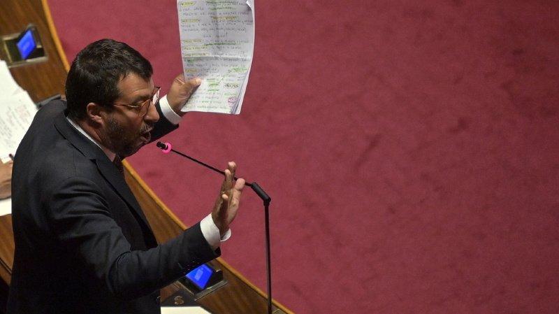 Italie: Matteo Salvini privé d'immunité dans l'affaire de la séquestration de migrants
