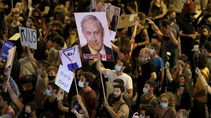 Israël: nouvelle manifestation anti-Netanyahu à Jérusalem