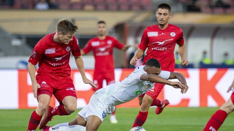 Football – Challenge League: battu par Winterthour, Lausanne n'est pas encore promu