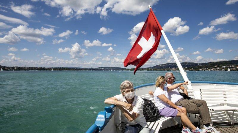 Météo: la nuit a été tropicale en Suisse, la canicule commence au Tessin