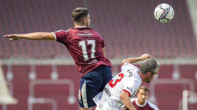 Football: Xamax subit la défaite de trop face à Servette, Young Boys s'impose et Bâle fait match nul