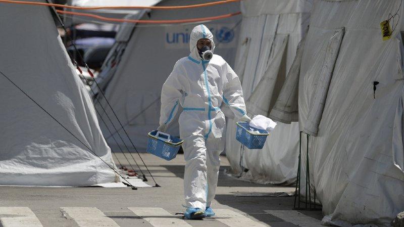 Coronavirus: plus de 18 millions de cas déclarés dans le monde