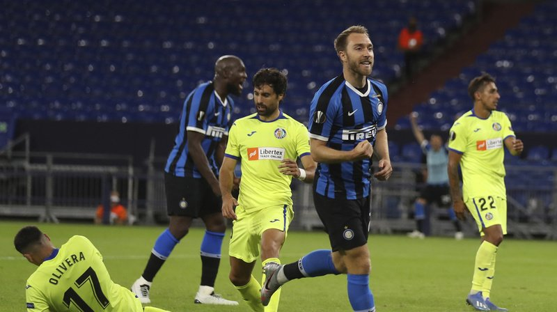 Football – Europa League: l'Inter Milan et Manchester United se hissent en quarts