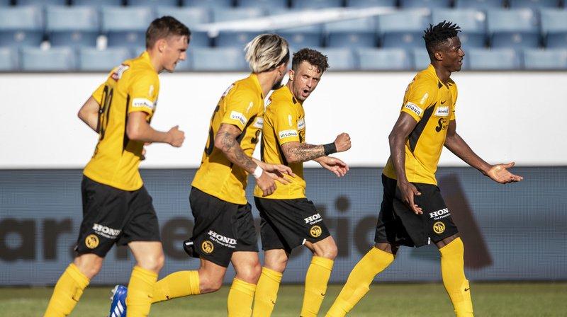 Football – Coupe de Suisse: Sion affrontera Young Boys en demi-finale