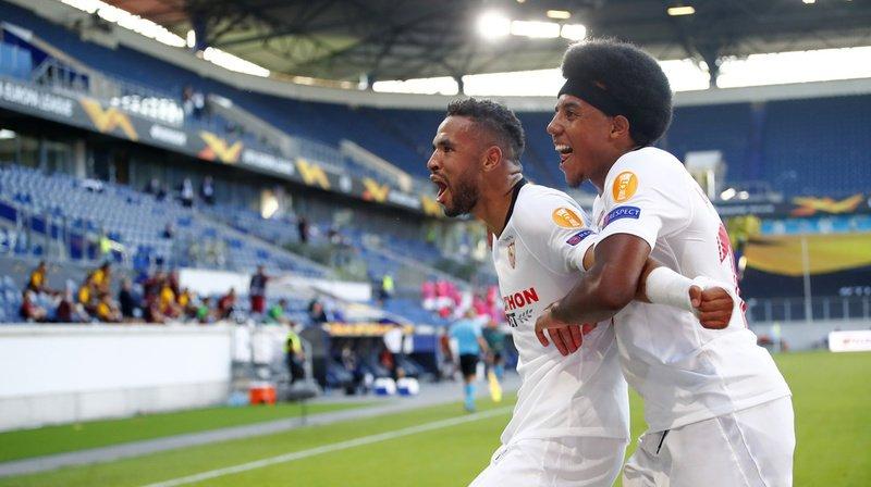 Football – Europa League: Séville et le Bayer Leverkusen se qualifient pour les quarts de finale