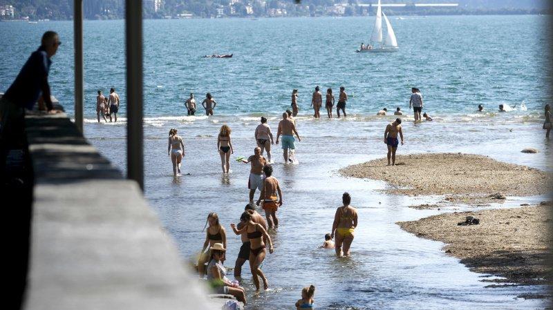 Météo: plus de 30 degrés annoncés en Suisse, le dernier coup de chaud de l'année?