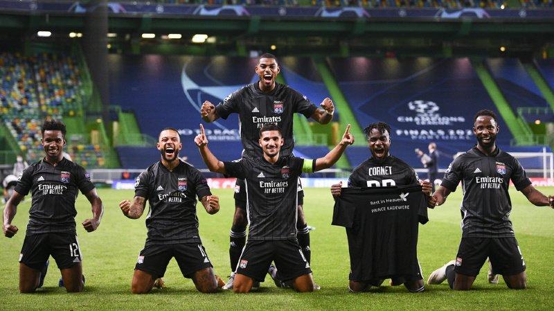 Lyon crée la sensation en éliminant l'un des favoris du tournoi.