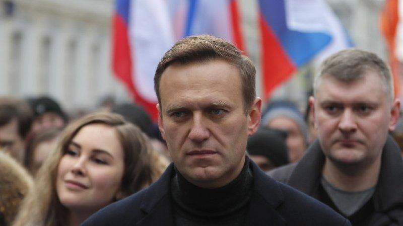 Russie: le leader d'opposition Alexeï Navalny hospitalisé pour «empoisonnement»