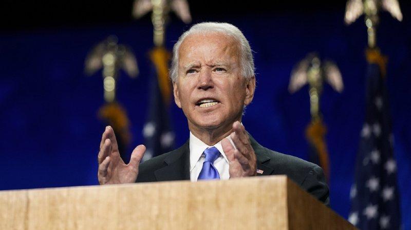 Etats-Unis: dans son discours d'investiture, Joe Biden appelle l'Amérique à tourner la page
