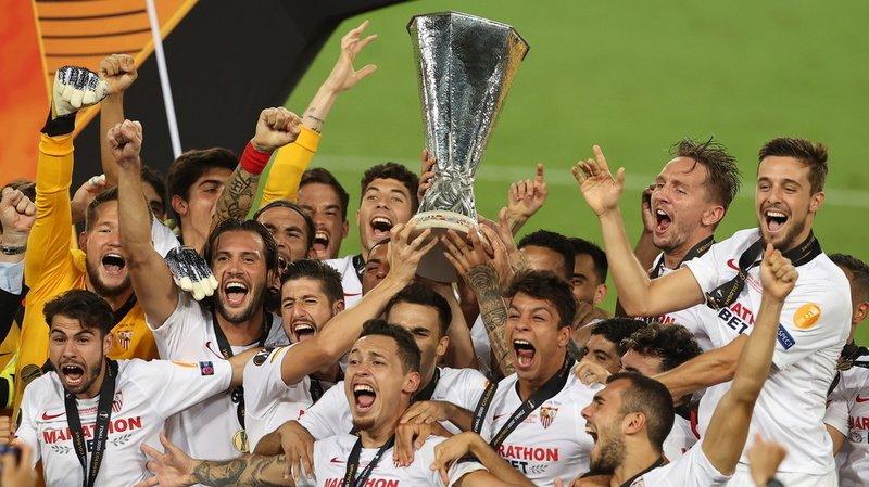Football – Europa League: roi de la compétition, Séville remporte son 6e trophée