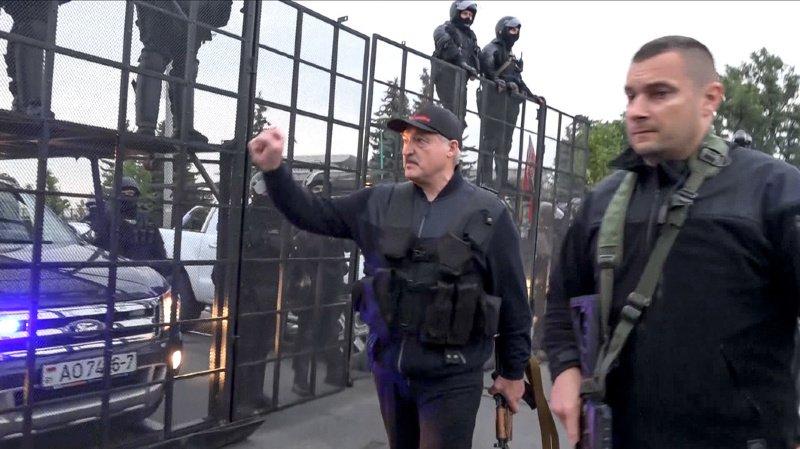 Biélorussie: nouvelles arrestations d'opposants après une manifestation monstre