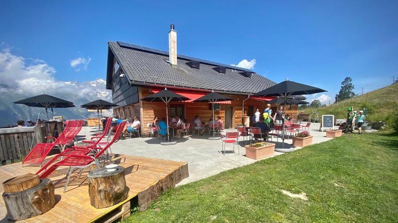 A Ernen, la nouvelle vie d'une ancienne station de ski