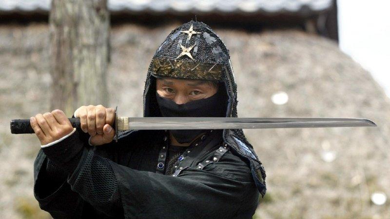 Les voleurs ont agi avec une discrétion digne de vrais ninjas (illustration).