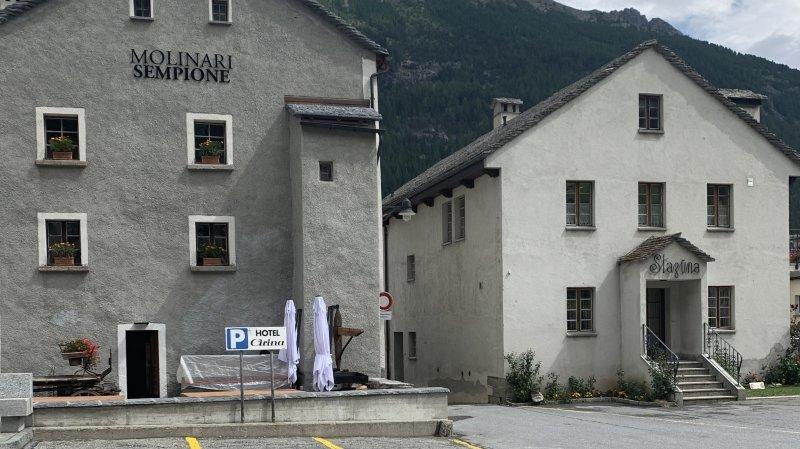 L'Aide Suisse à la Montagne soutient le restaurant Molinari Sempione