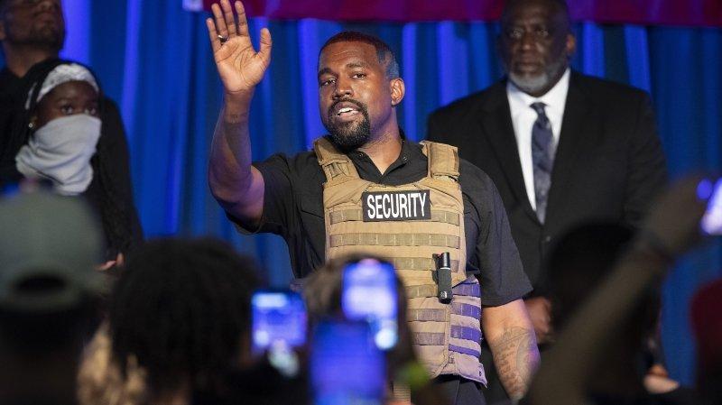 A quoi rime  la candidature de Kanye West?