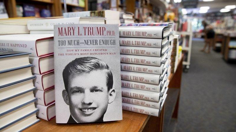 Trump étrillé par sa nièce dans un livre