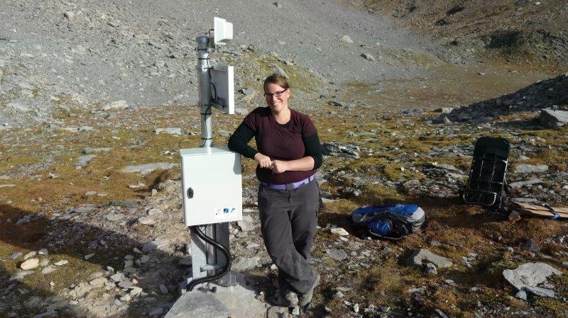 Climat: le permafrost est sous surveillance par un réseau de chercheurs depuis 20 ans