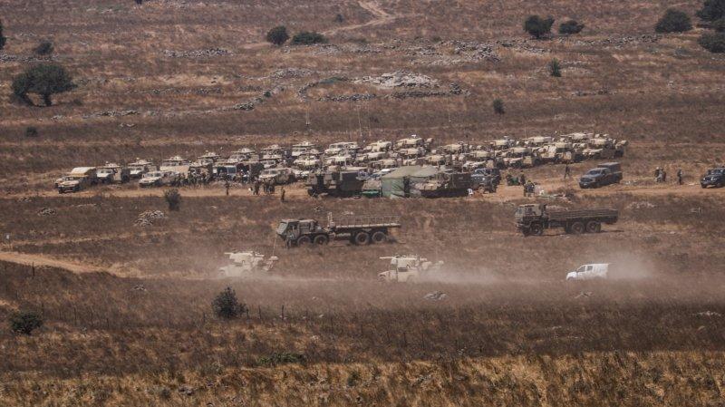 Le front Israël-Iran glisse vers la frontière syrienne