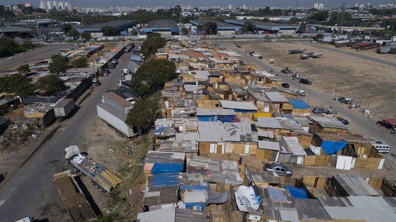 Coronavirus: au Brésil, le Covid-19 a créé de nouvelles favelas