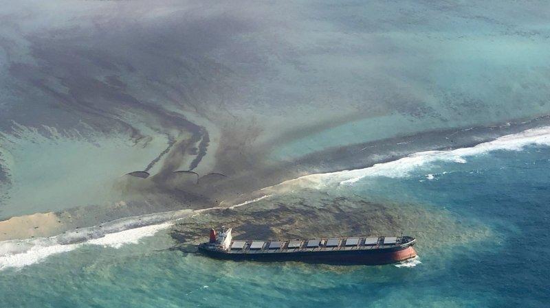 L'île Maurice craint une catastrophe