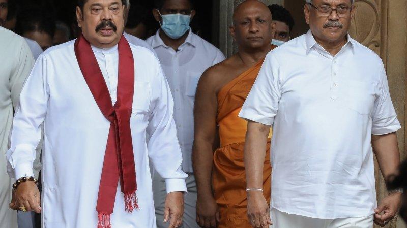Sri Lanka sous l'emprise du clan Rajapaksa