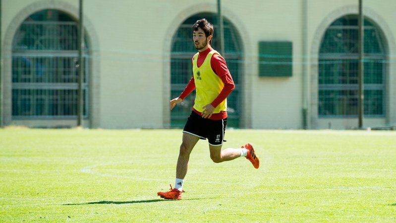 Football: Bruno Morgado défie le FC Sion avec Rapperswil