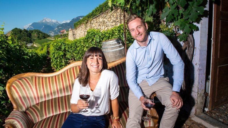 Ils font le pari du voyage surprise… en Valais