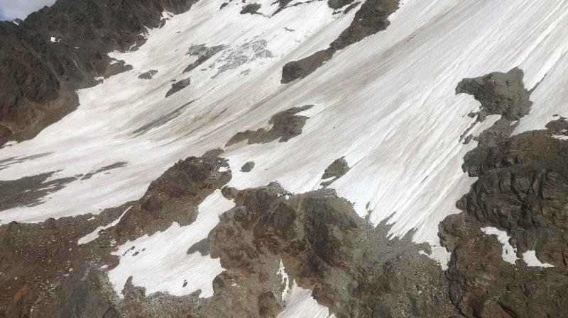Blatten: le crash d'un avion de tourisme fait quatre victimes dans le secteur du Gletscherspitze