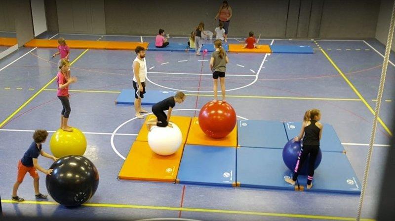 Quatre ateliers pour découvrir les arts du cirque dans le val d'Illiez