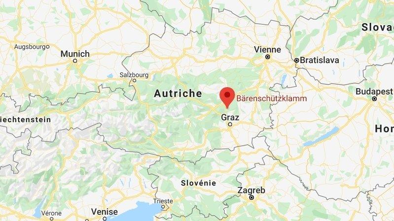 Éboulement en Autriche: deux randonneuses tuées, 8 autres personnes blessées