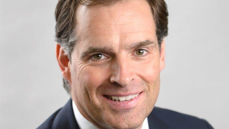Oliver Schnyder dirige la BCVs depuis le 1er janvier 2021.