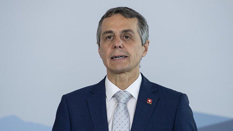 Ignazio Cassis: «la Chine s'éloigne de la voie de l'ouverture»