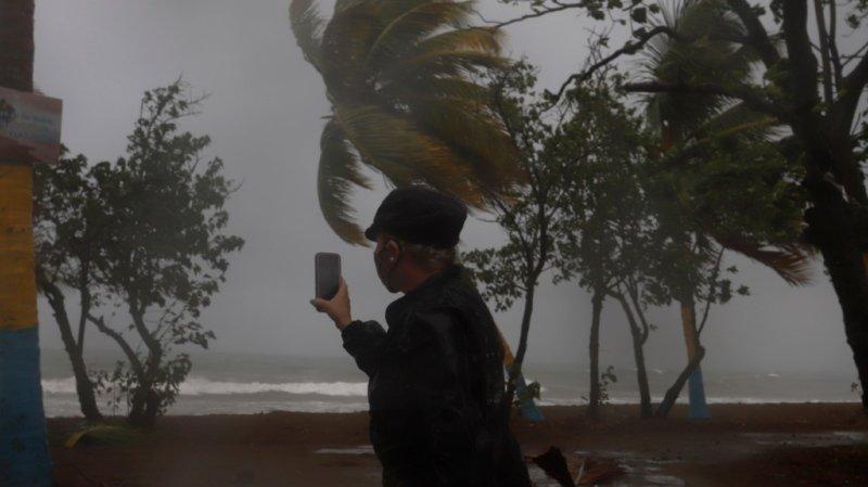 Haïti: la tempête Laura fait quatre victimes