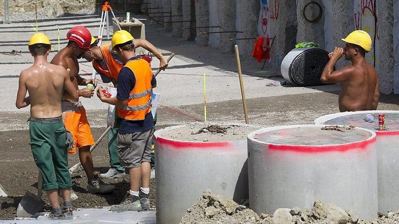 Uniaappelle au respect des règles sur les chantiers en cas de canicule