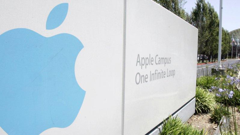 """Selon la Commission, Apple avait ainsi échappé à la quasi-totalité des impôts dont la marque à la pomme aurait dû s'acquitter sur cette période, soit environ 13 milliards d'euros, selon ses calculs. Un avantage qui constituait d'après Bruxelles une """"aide d'Etat"""" illégale (archives)."""