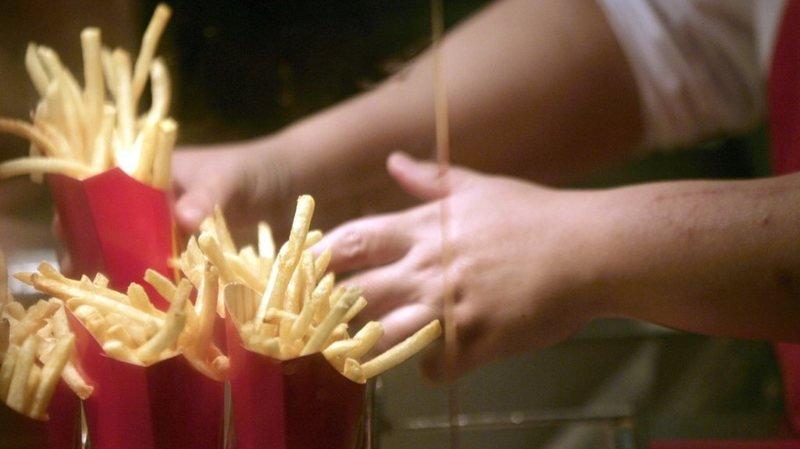 La surconsommation de graisses saturées peut engendrer des troubles des fonctions cognitives chez l'enfant (Photo symbolique).