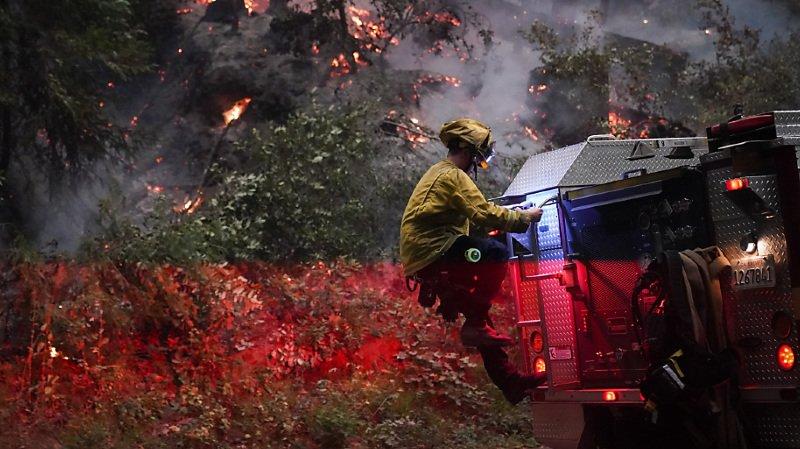 Etats-Unis: près de 240'000 déplacés par les incendies en Californie