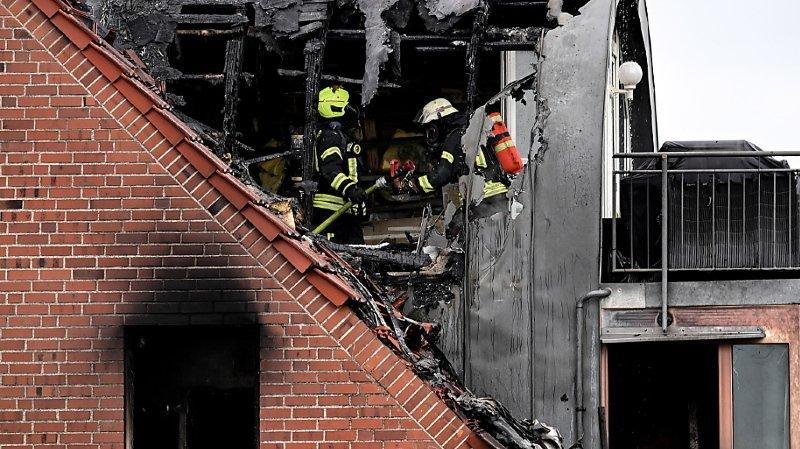Allemagne: un ULM s'écrase sur une maison, trois morts