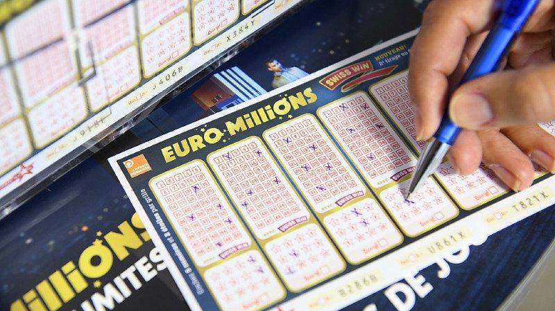 Lors du prochain tirage vendredi, 54 millions de francs seront en jeu (illustration).