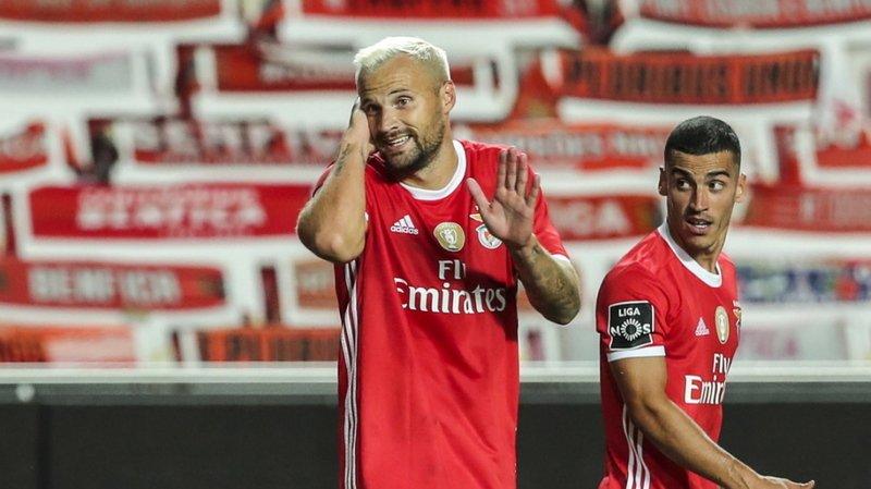 Football – Portugal: Seferovic marque pour le dernier match de Benfica