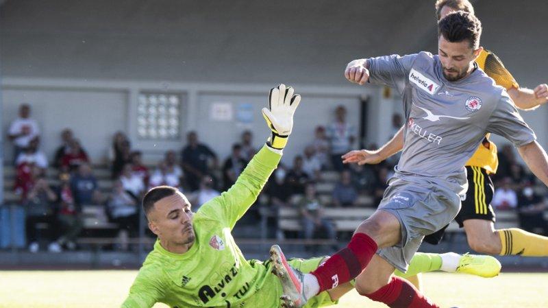 Football – Coupe de Suisse: malgré une équipe réglementaire, Bavois est éliminé par Winterthour