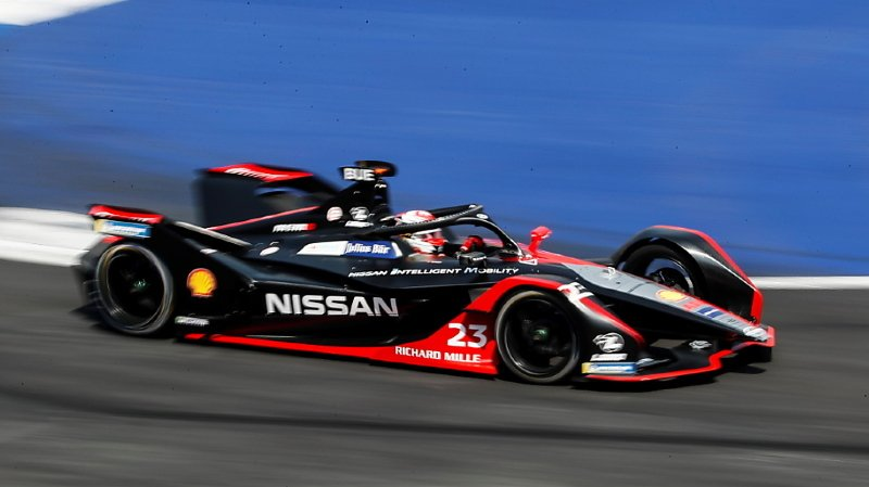 Formule E: Sébastien Buemi termine 2e à Berlin