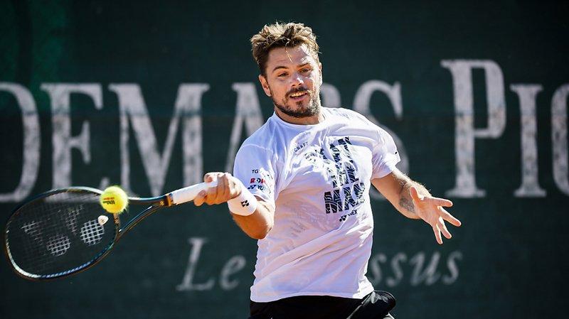 Stan Wawrinka en finale du Challenger de Prague — ATP