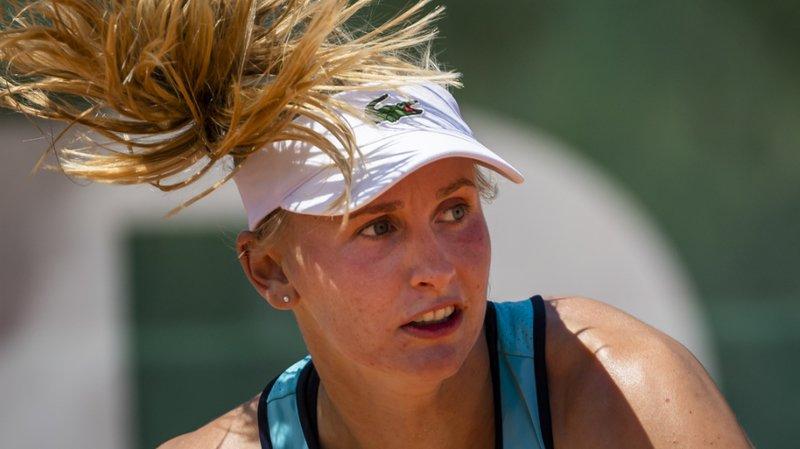 Tennis – Tournoi WTA de Lexington: la Suissesse Jil Teichmann file en 1/4 de finale