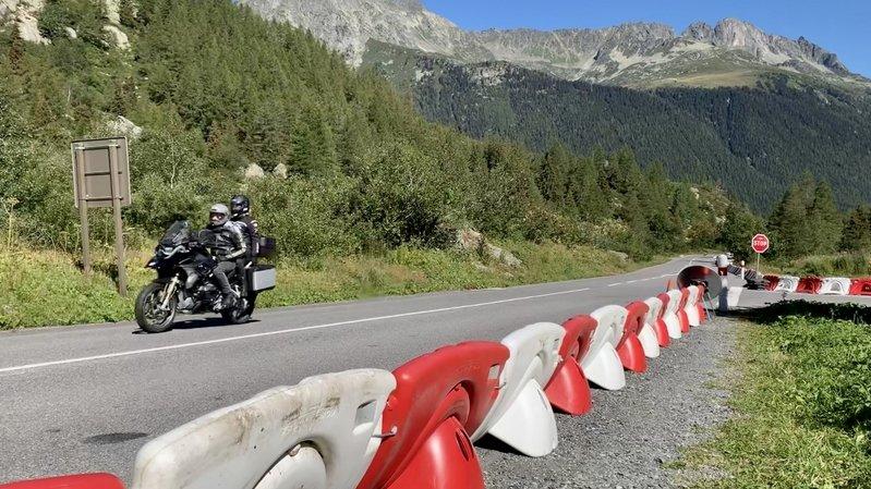 Valaisan tué au col des Montets: un motard chablaisien a eu un accident au même endroit il y a un an