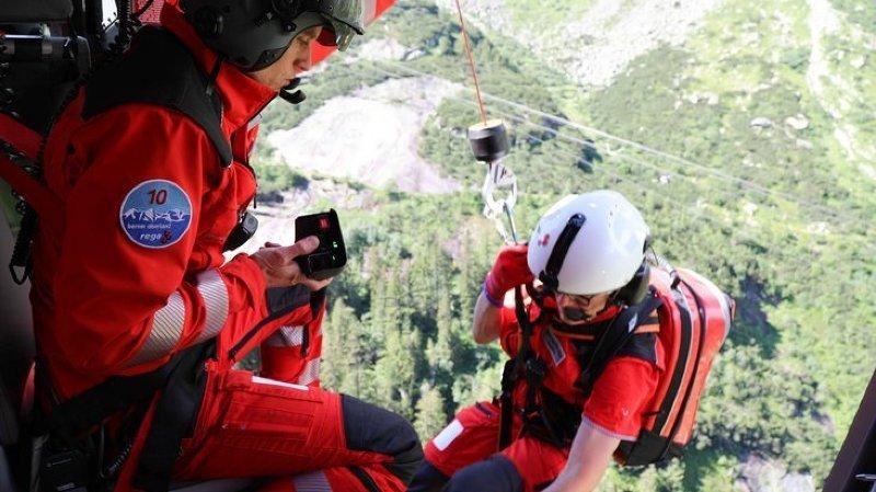 La Rega a été sollicitée pour tous types de missions et a effectué environ 120 interventions.